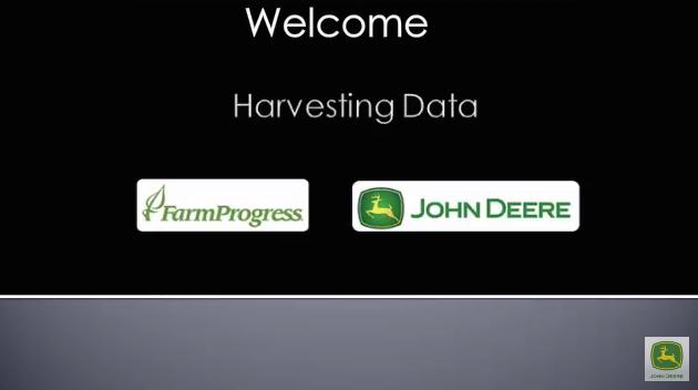 john deere data