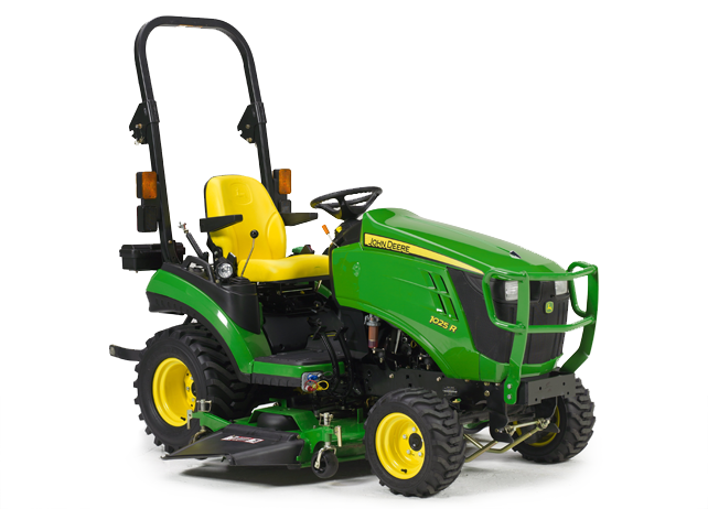 5 defining features of the john deere 1025r sub compact utility tractor. Black Bedroom Furniture Sets. Home Design Ideas