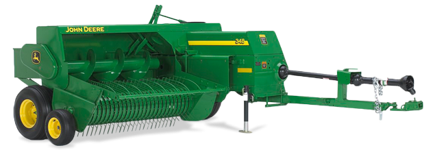 A Brief Overview of John Deere 348 Baler Parts