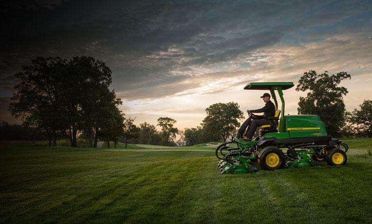 john deere golf course turf equipment