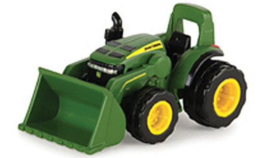 John Deere Mighty Mover Tractor with Loader