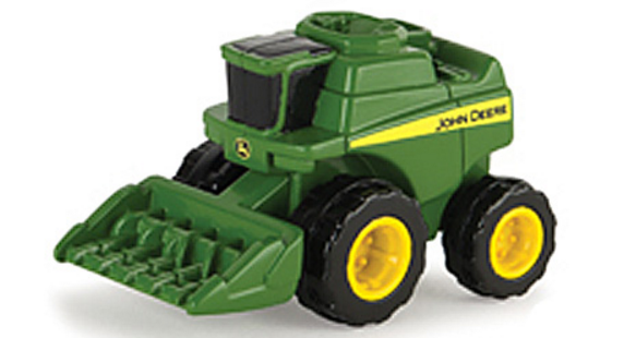 John Deere Mighty Mover Combine