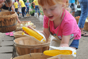 Young fairgoers will have many opportunities to learn about agriculture at the 2016 Iowa State Fair.