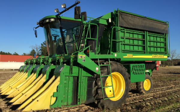 8 Harvest Boosting Features Of The John Deere 9996 Cotton