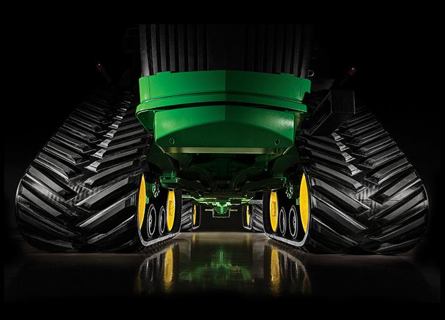 John Deere 9RX Scraper Tractors