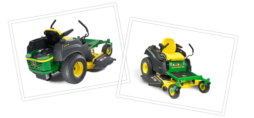 john deere z425 vs z445 eztrak mower comparison rh blog machinefinder com