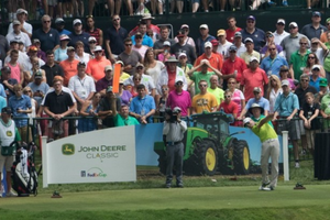 Zach Johnson headlines the list of names in the field for the 2016 John Deere Classic.
