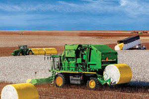 Cotton is one of Alabama's most important field crops, accounting for much of the work that's done in agriculture.