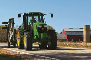 Attendees of the State Fair of Virginia will have an opportunity to learn how to safely operate farm equipment on roadways.
