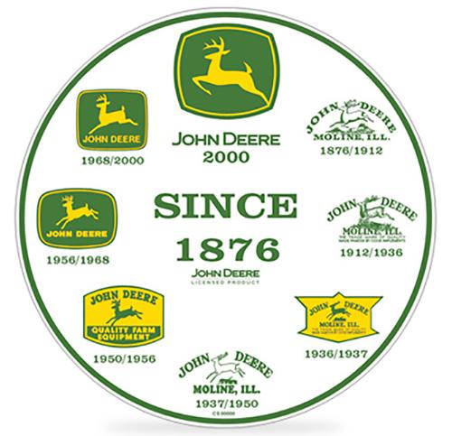 10 John Deere Home Dec...