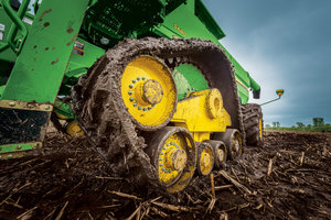 Iowa State University agricultural experts have released a series of combine adjustment tips for those dealing with wet fields.