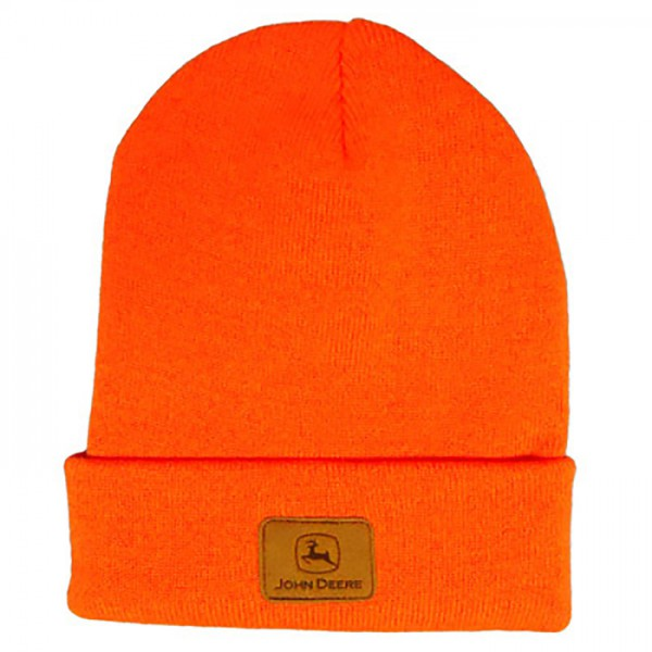 john-deere-mens-beanie-in-high-visibility-orange