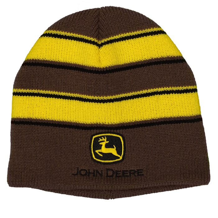 yellow-and-brown-striped-beanie-with-construction-logo