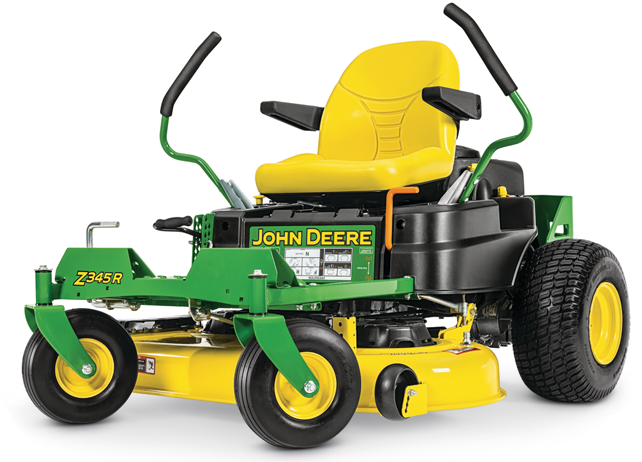 A Look at the 2017 John Deere Z300 Series Models and Features
