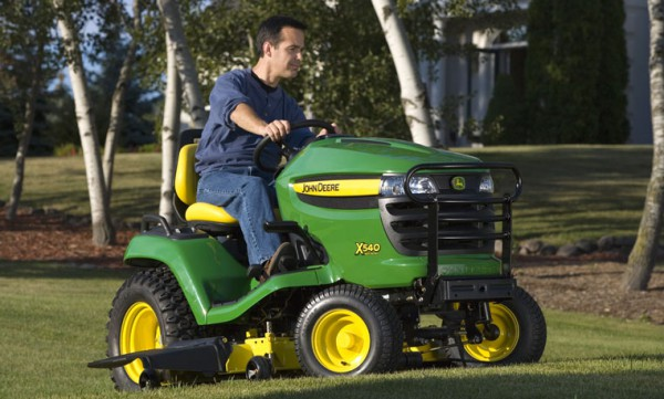 John Deere X500 Attachments To Prepare You For Spring