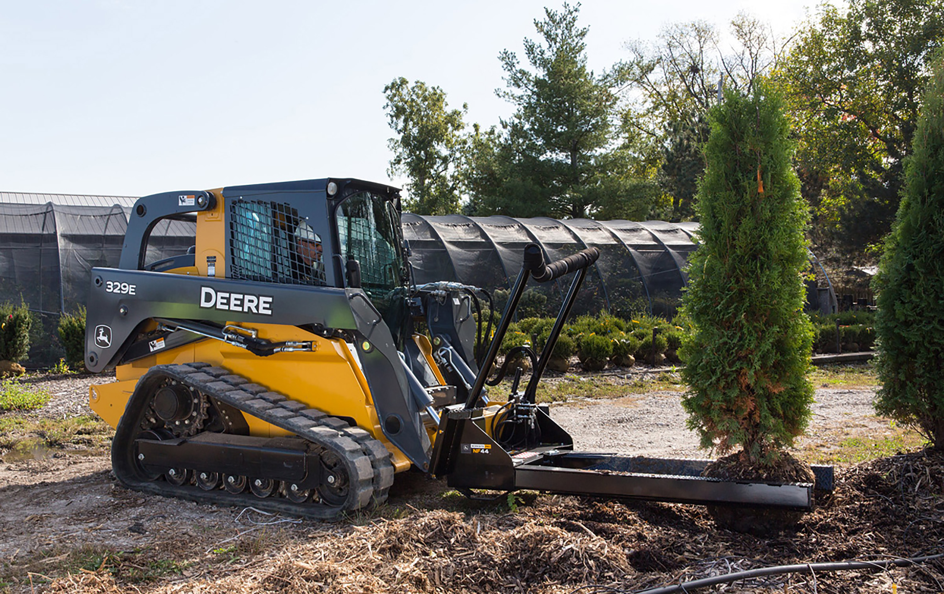 12 John Deere Skid Steer Attachments For Efficiency And