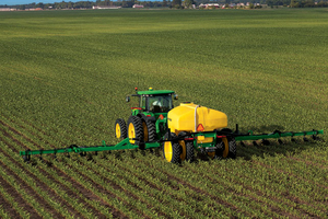 Crop producers in Ohio that spread commercial fertilizer across more than 50 acres of land will need to complete the Agricultural Fertilizer Applicator Certification Program before September 30.