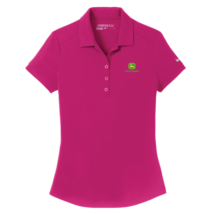 Ladies Golf Dri-FIT Polo