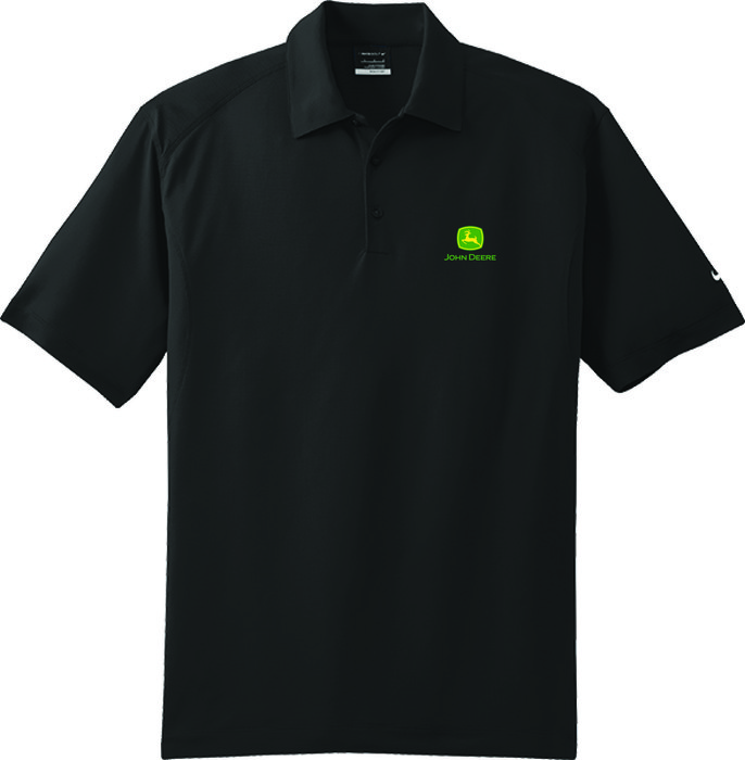 Mens Dri-FIT Mini Texture Polo