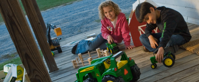 John Deere Big Kids Toys