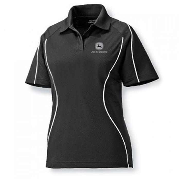Women's Snag Protection John Deere Polo Shirt