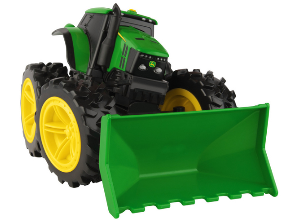 Monster Treads Cab Control Tractor