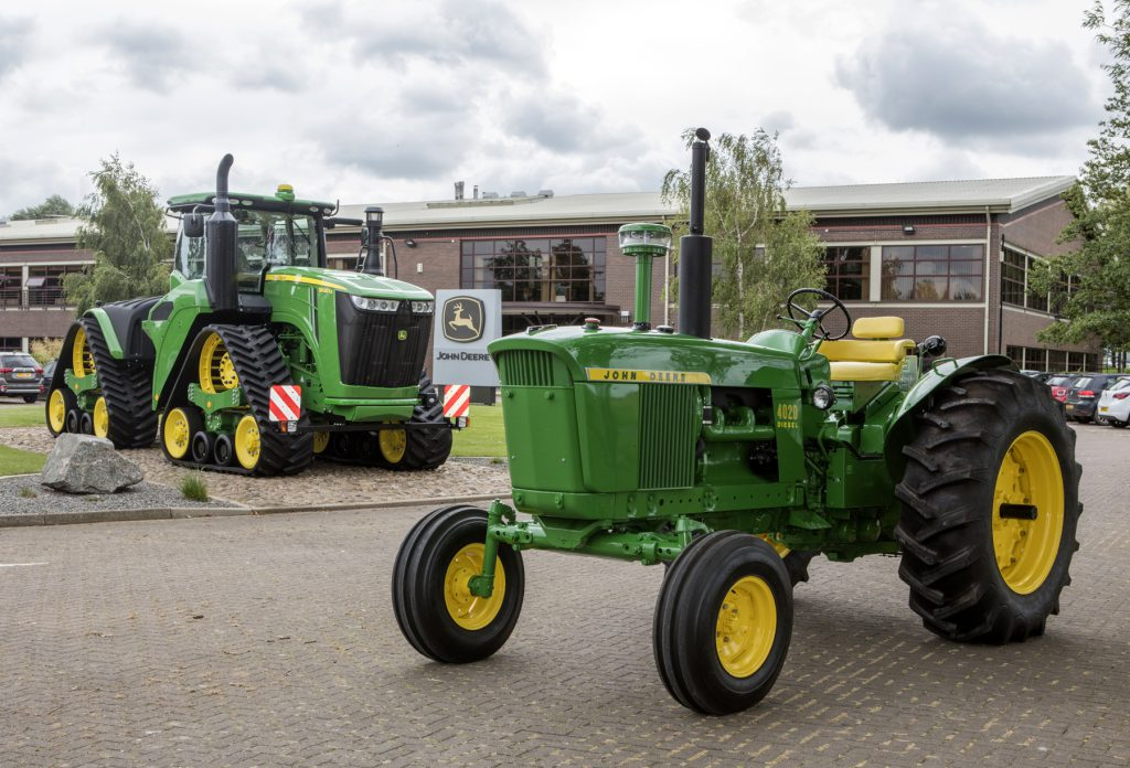 Two Decades of John Deere Row-Crop Tractor History That