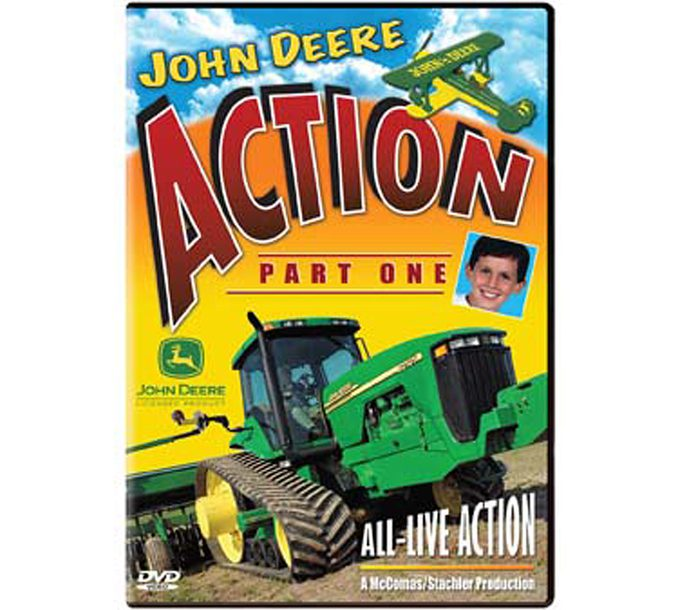 John Deere Action DVD
