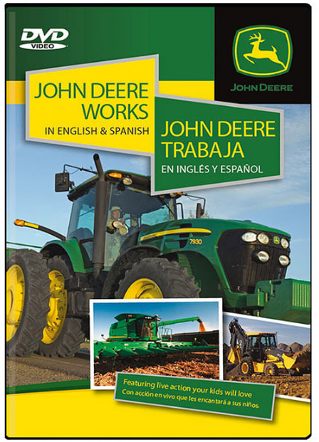 John Deere Works DVD