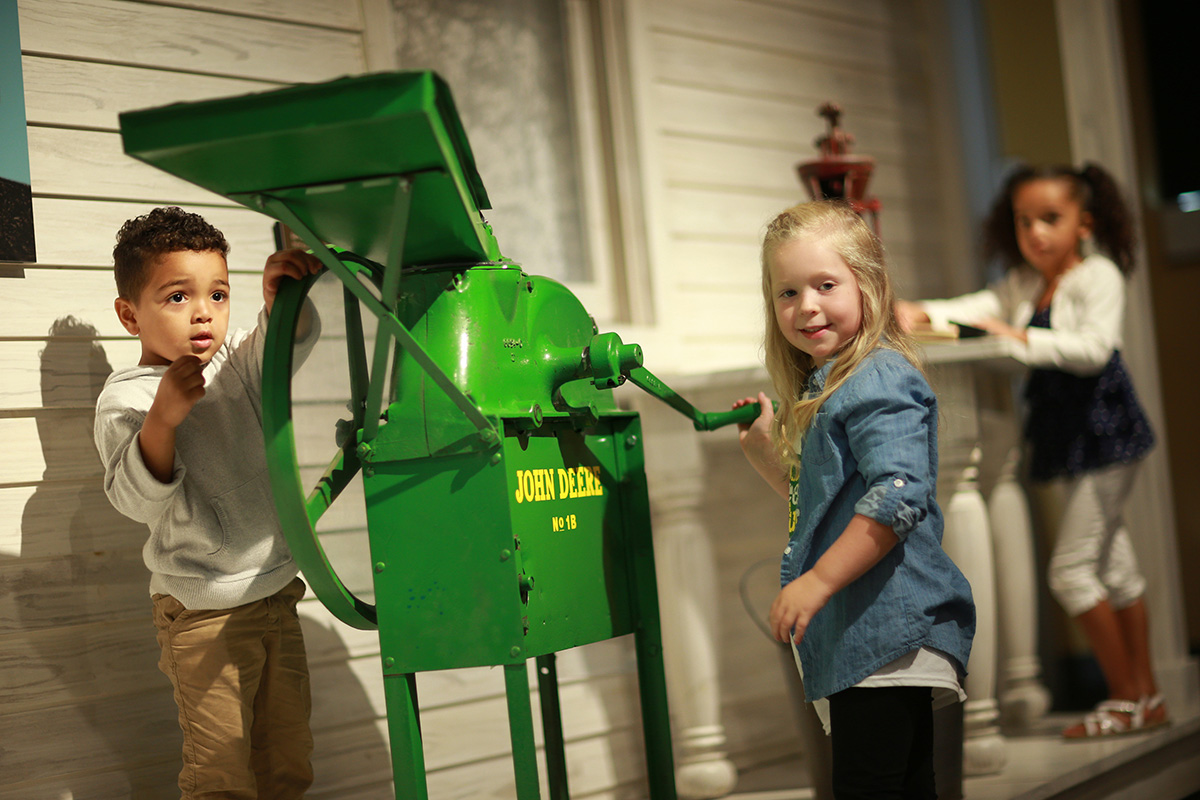 John Deere Kids Learning