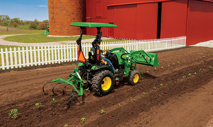 What Is A One Row Cultivator And How Is It Used