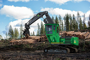 Construction and forestry machine owners will now have five years of the JDLink™ in-base subscription service.