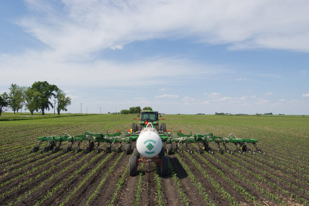 John Deere crop protection