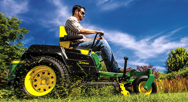 How to Level a Mower Deck