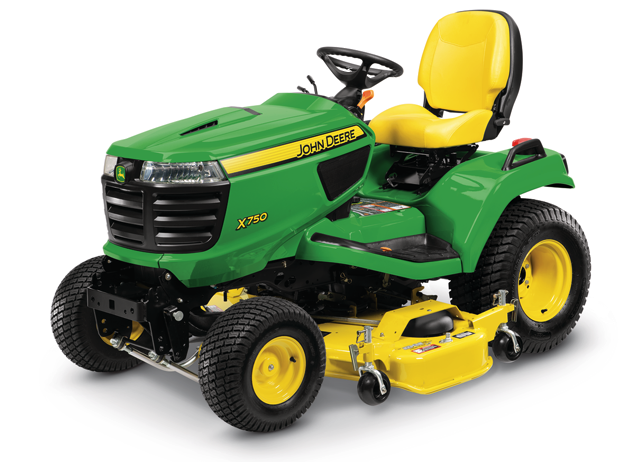 John deere x750 attachments to take on spring projects - Tondeuse john deere jm36 ...