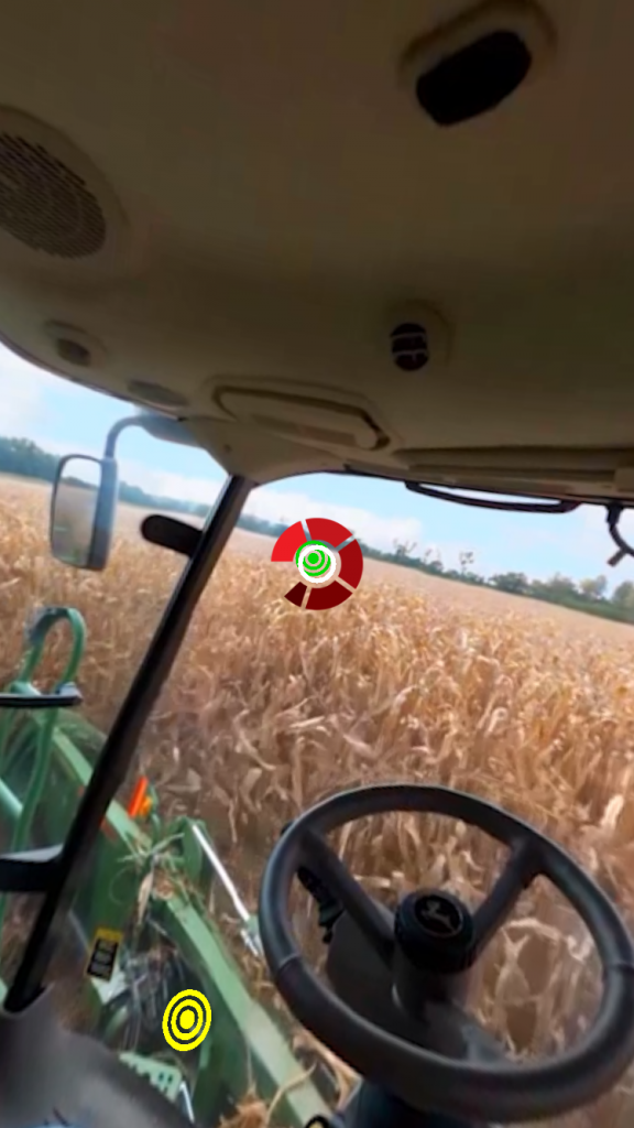 John Deere Virtual Combine App Loading