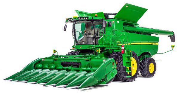 Fuel System Cleaning >> An Overview of the 2018 John Deere S760, S770, S780 and S790 Combines