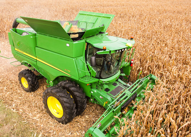An Overview of the 2018 John Deere S760, S770, S780 and ...