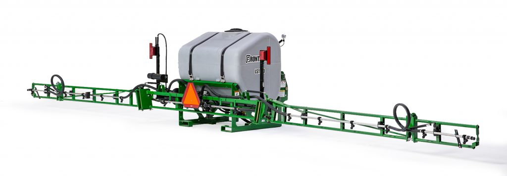 LS11 Series 3-point Mounted Sprayer
