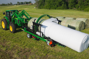 Experts say less drying time is one of the primary advantages of baleage.