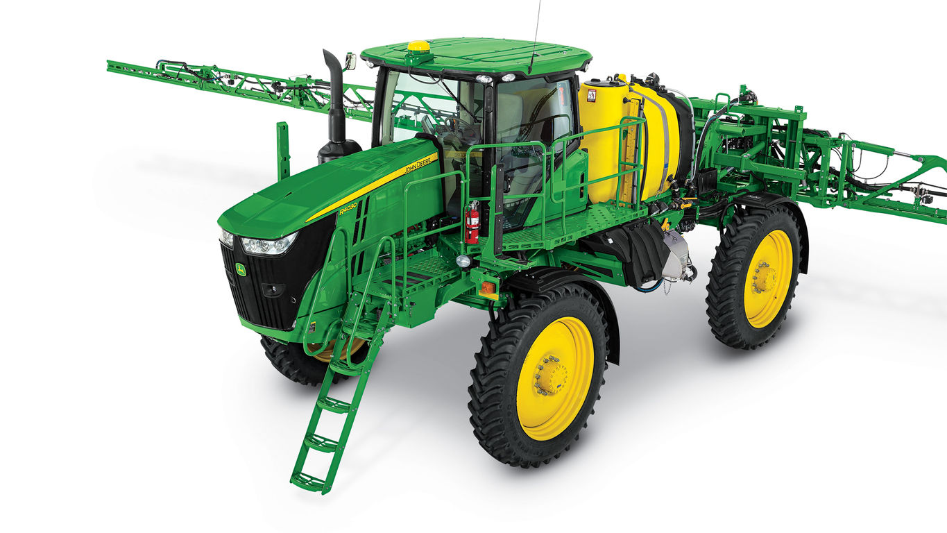 An Overview Of The Highlights Of The John Deere R4030