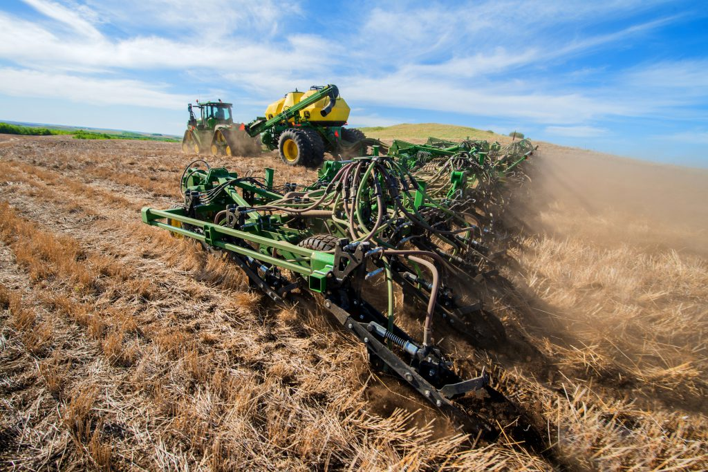 John Deere Relative Flow