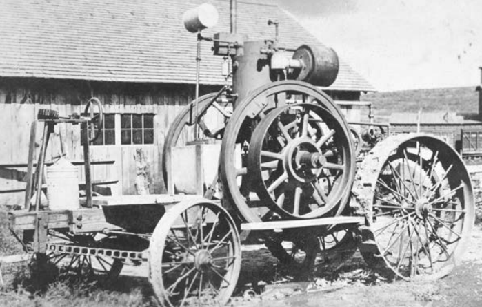 Tractor History