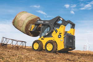 Five new bale spears have been added to the Worksite Pro attachments lineup.