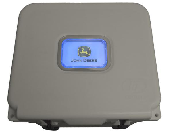 32 Quart Lit John Deere Cooler