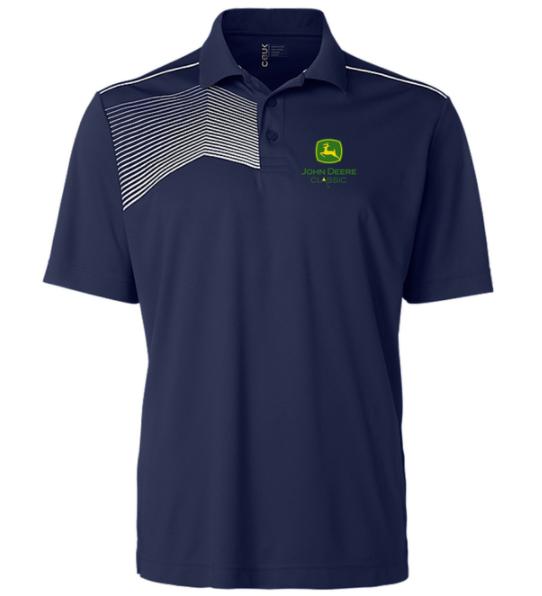 Mens John Deere Classic Golf Shirt