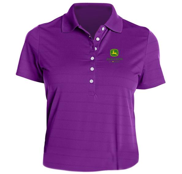 Women's John Deere Classic Golf Shirt