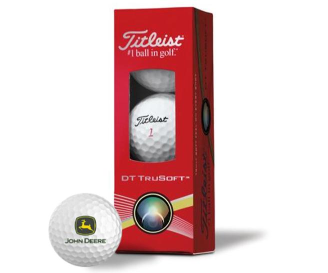 John Deere Golf Balls