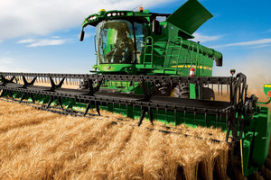 The On the Road with Machinery Pete episode featuring Stotz Equipment will discuss farming challenges and trends in the used ag equipment market.
