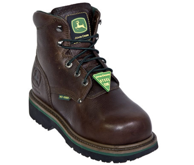 John Deere Lace Up Boots